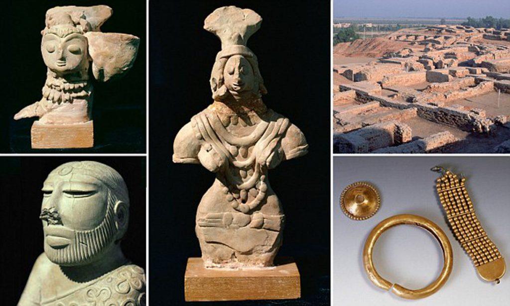 Mohanjo-Daro Artifacts