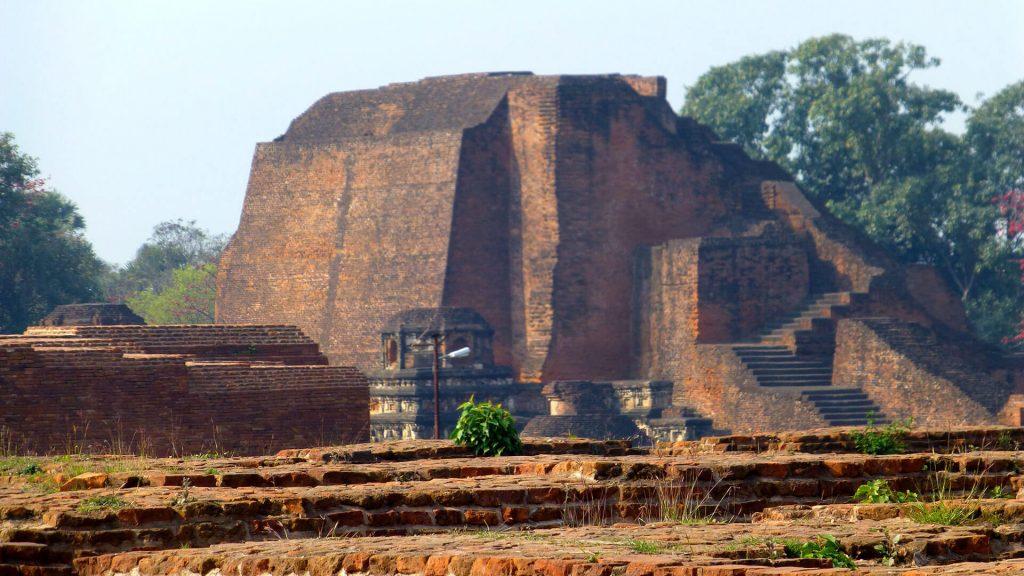 The Fall of Nalanda University
