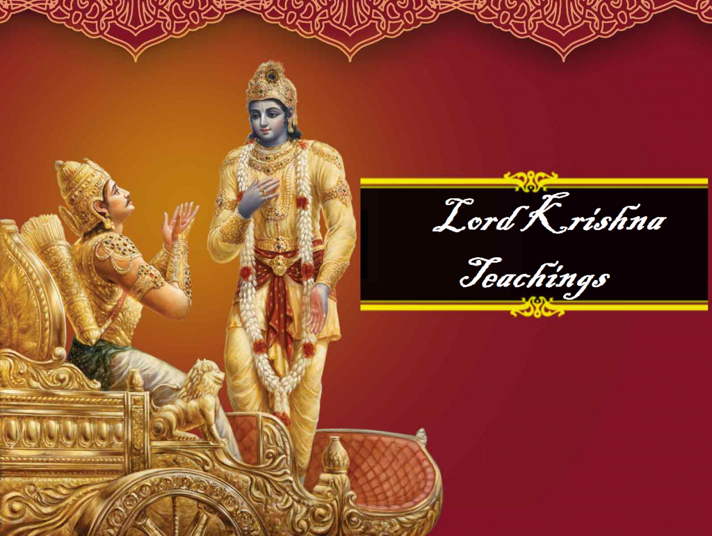 Lord Krishna Teachings